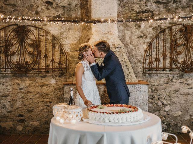 Il matrimonio di Gianluca e Clara a Orsenigo, Como 75