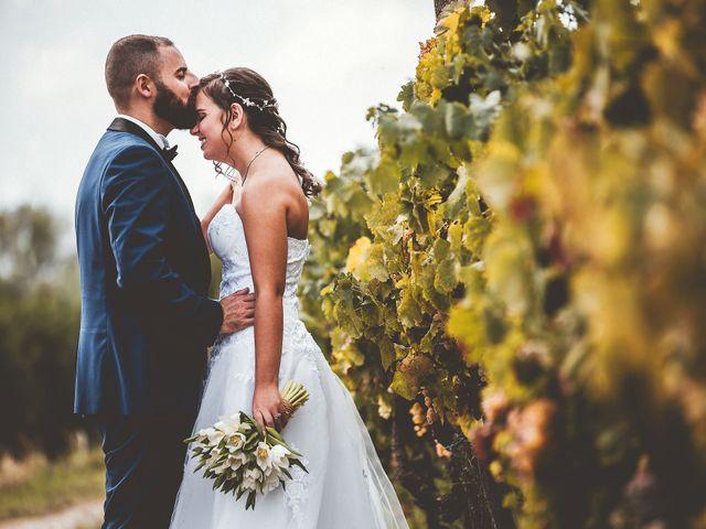 Il matrimonio di Iacopo e Sara a Grottaferrata, Roma 1