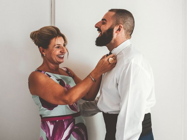 Il matrimonio di Iacopo e Sara a Grottaferrata, Roma 15