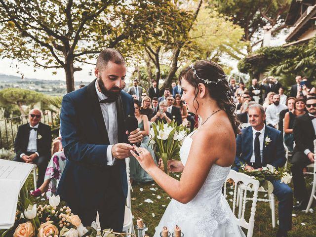 Il matrimonio di Iacopo e Sara a Grottaferrata, Roma 27