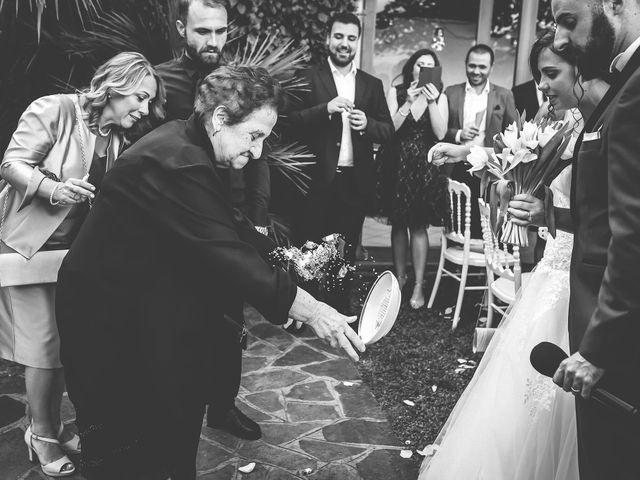 Il matrimonio di Iacopo e Sara a Grottaferrata, Roma 28