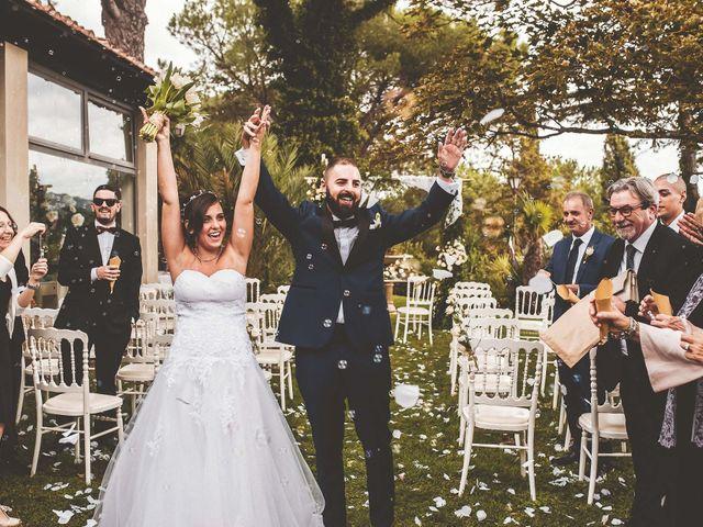 Il matrimonio di Iacopo e Sara a Grottaferrata, Roma 29