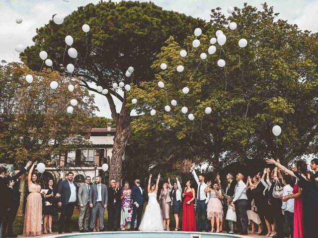 Il matrimonio di Iacopo e Sara a Grottaferrata, Roma 34