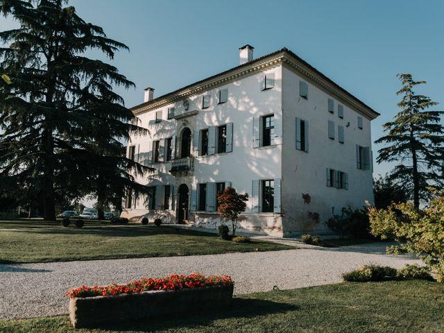 Il matrimonio di Carlotta e Nicolas a Stanghella, Padova 11