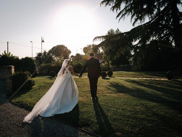 Il matrimonio di Carlotta e Nicolas a Stanghella, Padova 12