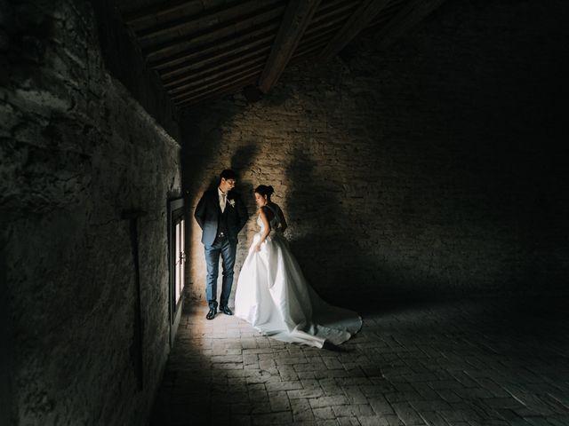 Il matrimonio di Carlotta e Nicolas a Stanghella, Padova 17