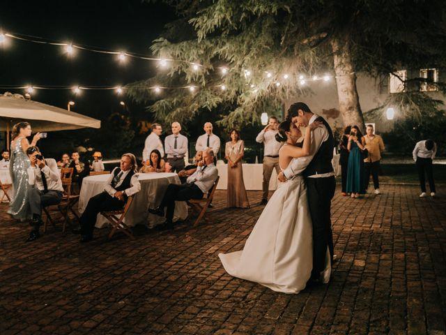 Le nozze di Nicolas e Carlotta