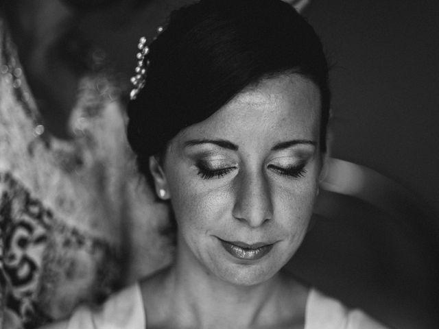 Il matrimonio di Valentina e Francesco a Fiastra, Macerata 5