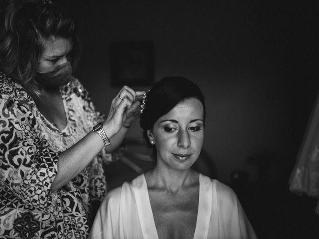 Il matrimonio di Valentina e Francesco a Fiastra, Macerata 6