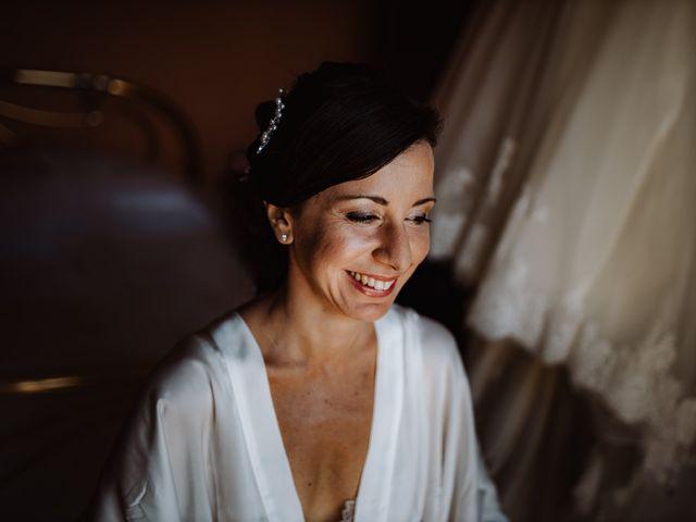 Il matrimonio di Valentina e Francesco a Fiastra, Macerata 8