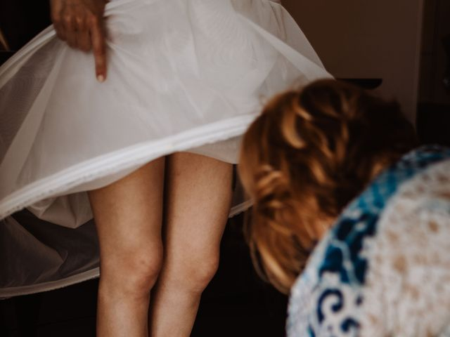 Il matrimonio di Valentina e Francesco a Fiastra, Macerata 22
