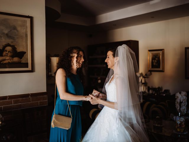 Il matrimonio di Valentina e Francesco a Fiastra, Macerata 31