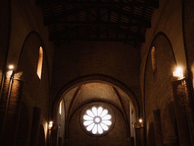 Il matrimonio di Valentina e Francesco a Fiastra, Macerata 46