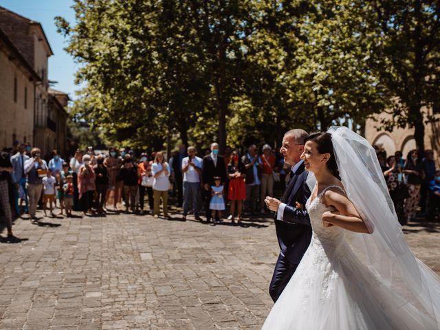 Il matrimonio di Valentina e Francesco a Fiastra, Macerata 58
