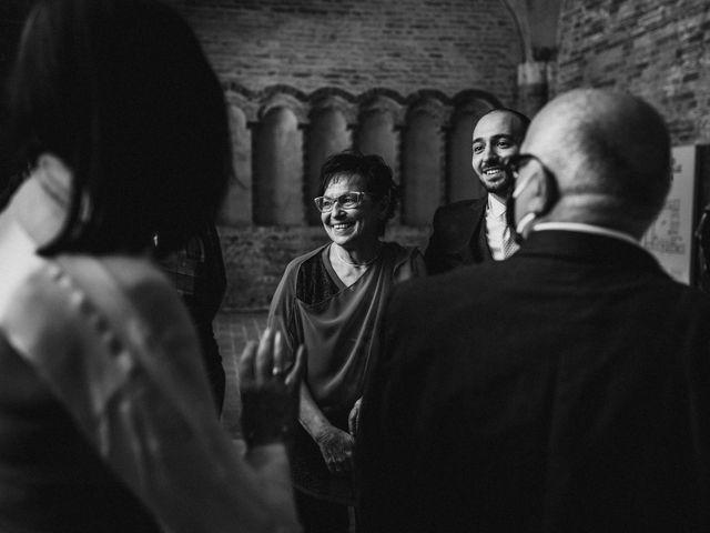 Il matrimonio di Valentina e Francesco a Fiastra, Macerata 60