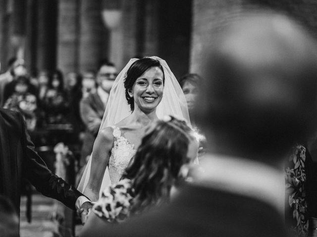 Il matrimonio di Valentina e Francesco a Fiastra, Macerata 63