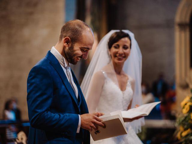 Il matrimonio di Valentina e Francesco a Fiastra, Macerata 65