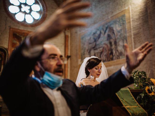 Il matrimonio di Valentina e Francesco a Fiastra, Macerata 66
