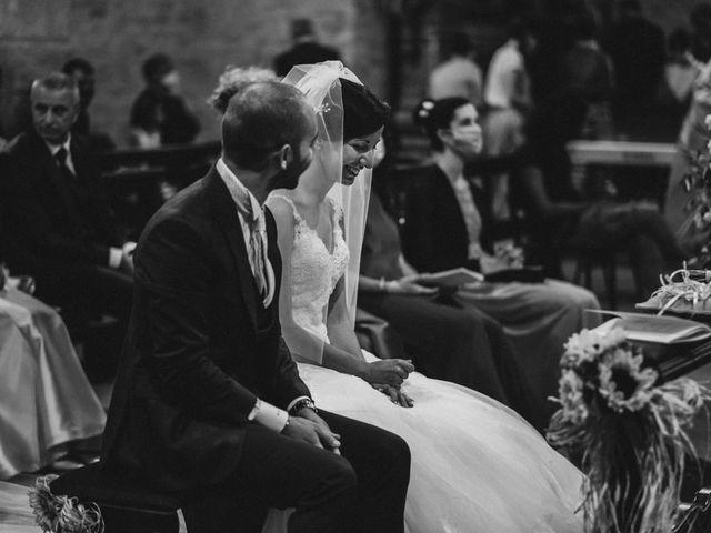 Il matrimonio di Valentina e Francesco a Fiastra, Macerata 67