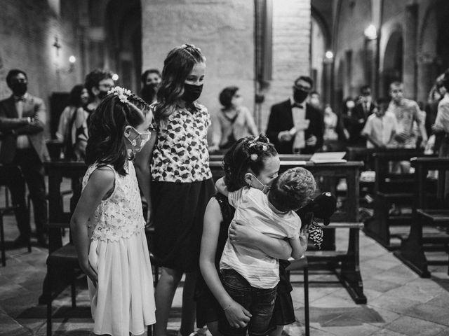 Il matrimonio di Valentina e Francesco a Fiastra, Macerata 69