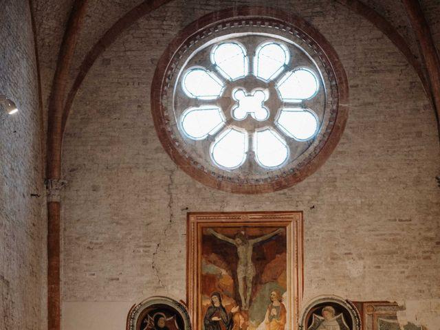 Il matrimonio di Valentina e Francesco a Fiastra, Macerata 71