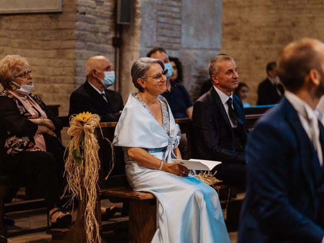 Il matrimonio di Valentina e Francesco a Fiastra, Macerata 72