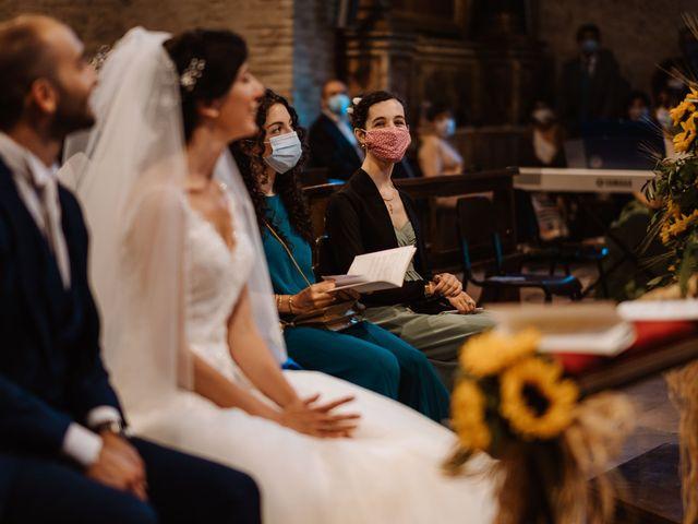 Il matrimonio di Valentina e Francesco a Fiastra, Macerata 73