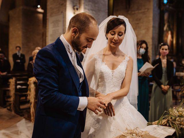 Il matrimonio di Valentina e Francesco a Fiastra, Macerata 74