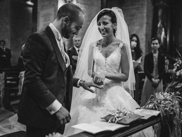 Il matrimonio di Valentina e Francesco a Fiastra, Macerata 75