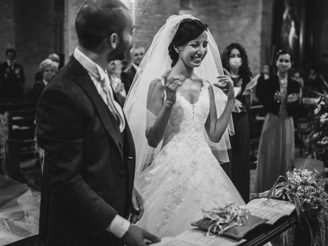 Il matrimonio di Valentina e Francesco a Fiastra, Macerata 76