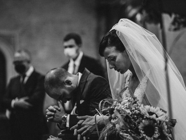 Il matrimonio di Valentina e Francesco a Fiastra, Macerata 78