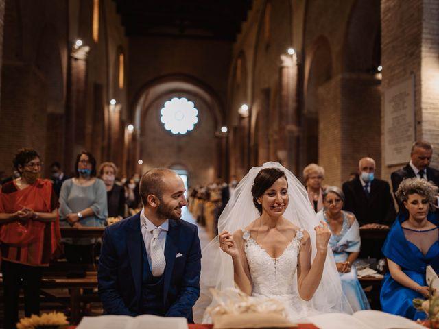Il matrimonio di Valentina e Francesco a Fiastra, Macerata 81