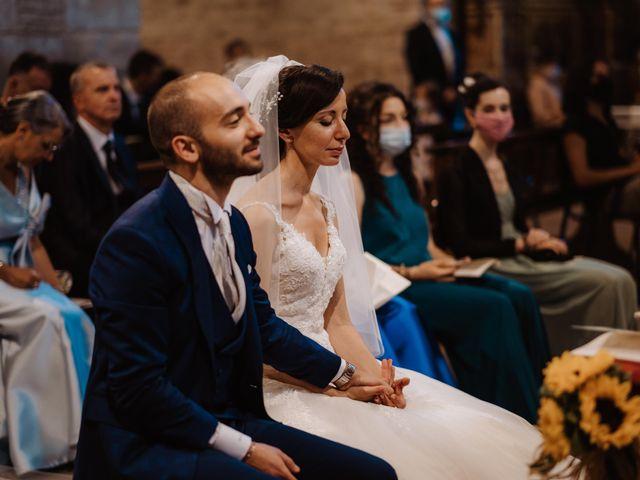 Il matrimonio di Valentina e Francesco a Fiastra, Macerata 82