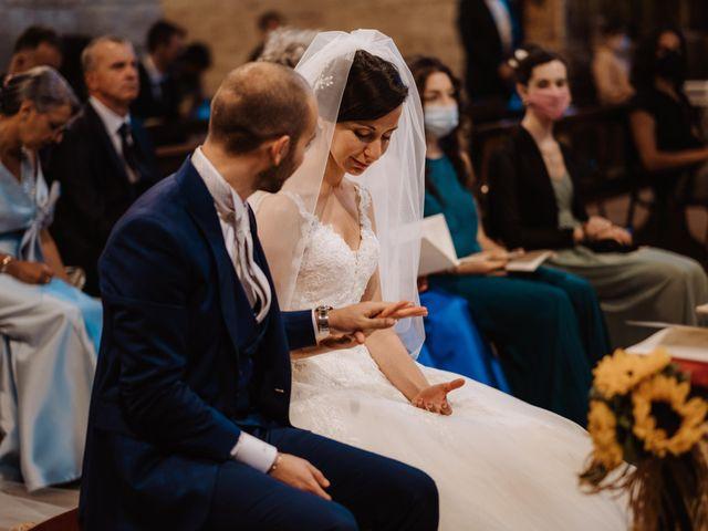 Il matrimonio di Valentina e Francesco a Fiastra, Macerata 83