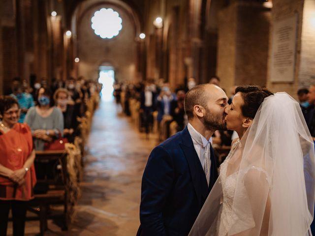 Il matrimonio di Valentina e Francesco a Fiastra, Macerata 84