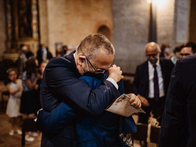 Il matrimonio di Valentina e Francesco a Fiastra, Macerata 85