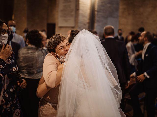 Il matrimonio di Valentina e Francesco a Fiastra, Macerata 86