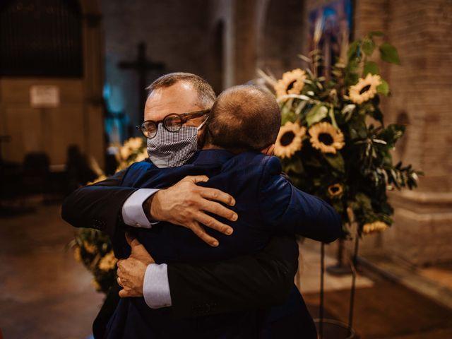 Il matrimonio di Valentina e Francesco a Fiastra, Macerata 87