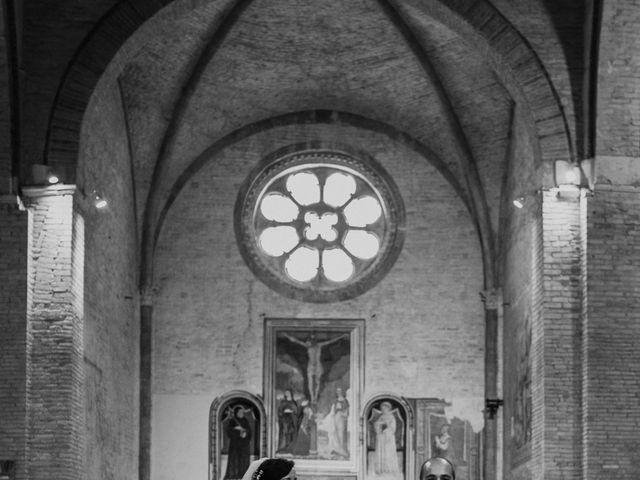 Il matrimonio di Valentina e Francesco a Fiastra, Macerata 90