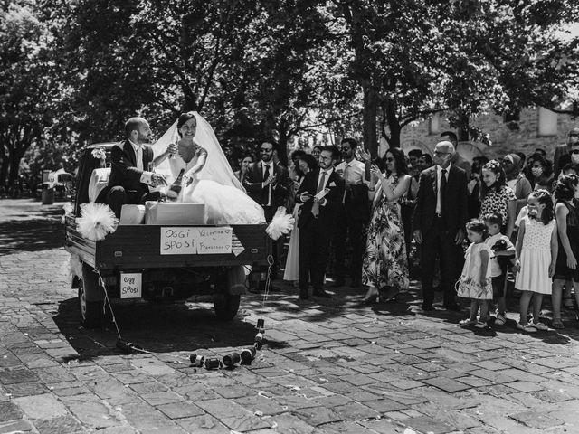 Il matrimonio di Valentina e Francesco a Fiastra, Macerata 97