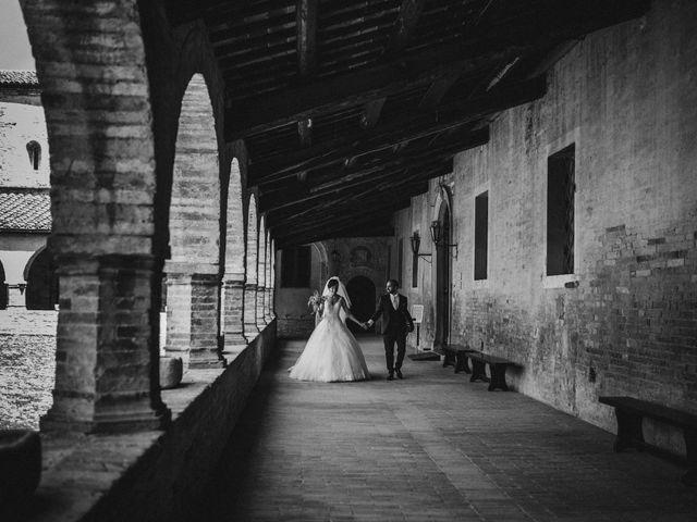 Il matrimonio di Valentina e Francesco a Fiastra, Macerata 98
