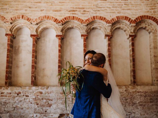 Il matrimonio di Valentina e Francesco a Fiastra, Macerata 100