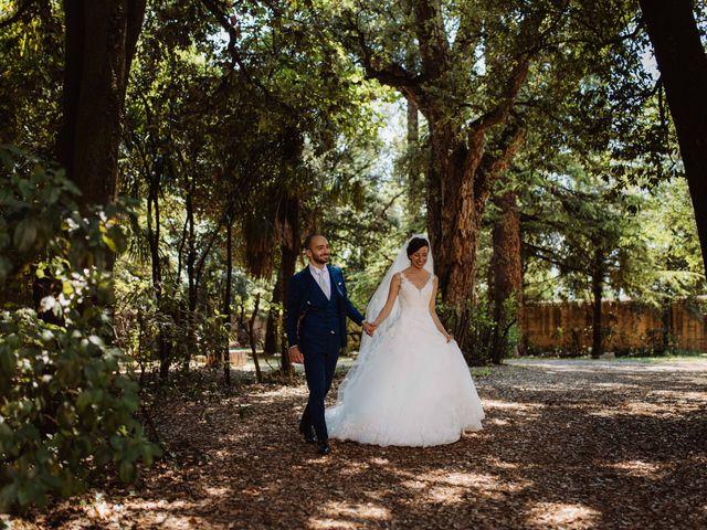 Il matrimonio di Valentina e Francesco a Fiastra, Macerata 102
