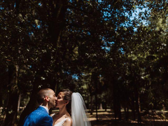 Il matrimonio di Valentina e Francesco a Fiastra, Macerata 103