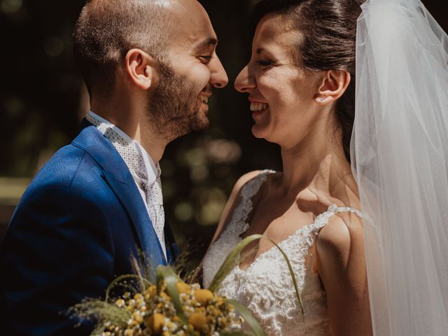 Il matrimonio di Valentina e Francesco a Fiastra, Macerata 104