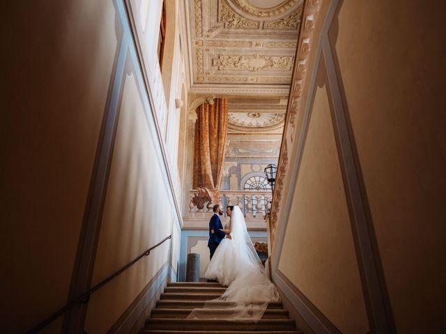 Il matrimonio di Valentina e Francesco a Fiastra, Macerata 105