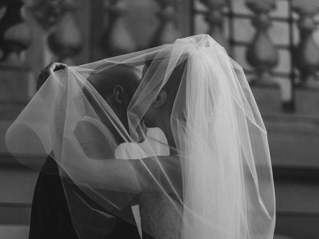 Il matrimonio di Valentina e Francesco a Fiastra, Macerata 106