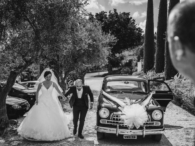 Il matrimonio di Valentina e Francesco a Fiastra, Macerata 110