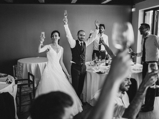 Il matrimonio di Valentina e Francesco a Fiastra, Macerata 111