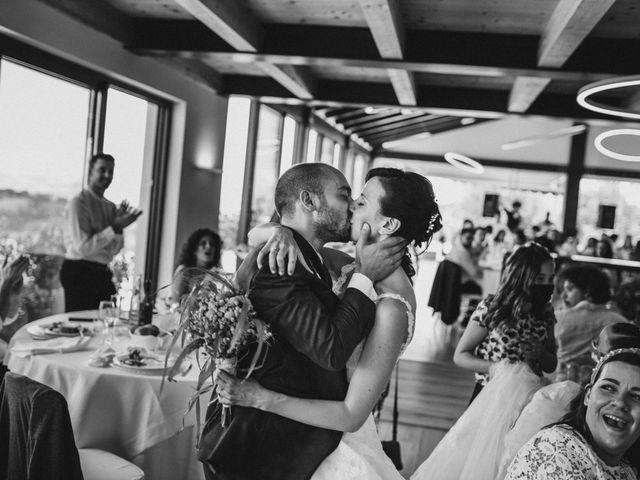 Il matrimonio di Valentina e Francesco a Fiastra, Macerata 112